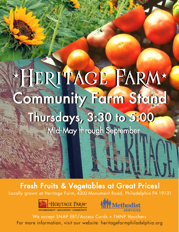 FIND OUR FOOD | Heritage Farm